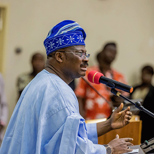 Oyo releases N9.7bn for LG workers' salaries, pensions