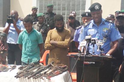 Suspects in Dino Melaye gun case escape from police custody