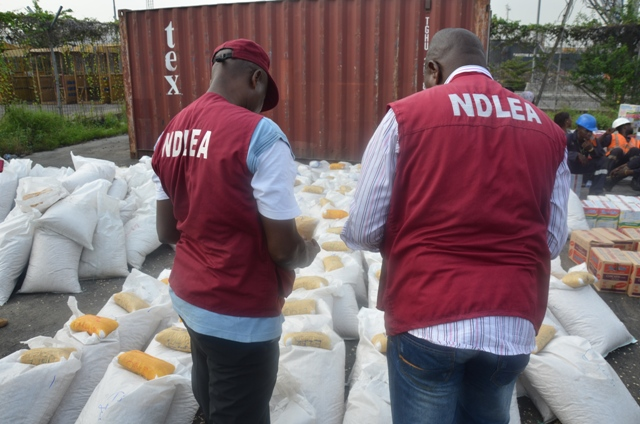 NDLEA arrests AAU graduate with 762 Kg of Cannabis