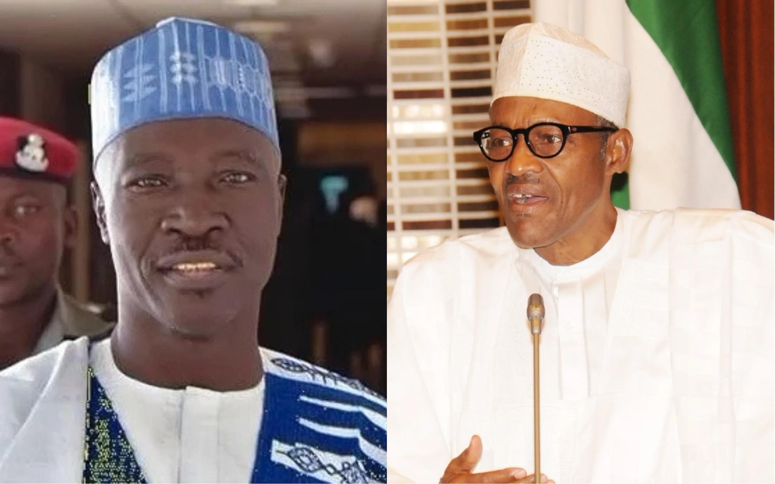 President Buhari sends condolence team to Bauchi; Recalls last meeting with Senator Ali Wakili