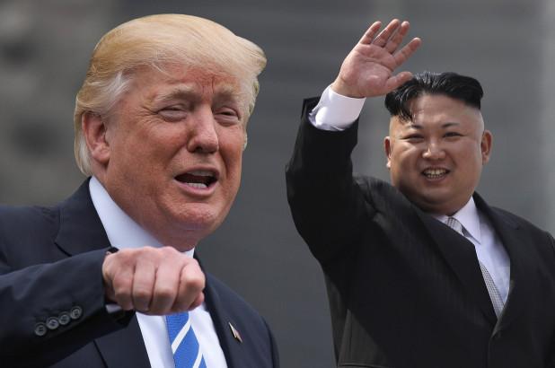 Trump: Kim Jong Un looking forward to meeting me