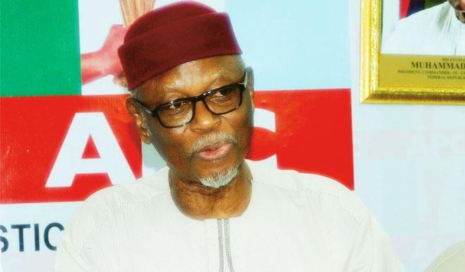 Ekiti governorship a must win for APC – Oyegun