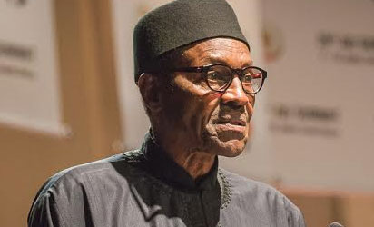 President Buhari Condoles With Family Of Late Inde, Ex-Customs CG