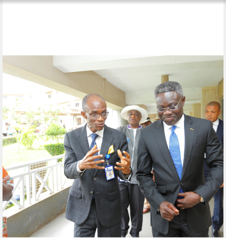 NOVA Chairman, Phillips Oduoza Emphasises Courage and Resilience to Aspiring Business Leaders at Babcock University