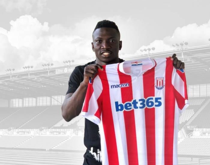 Etebo joins Stoke City