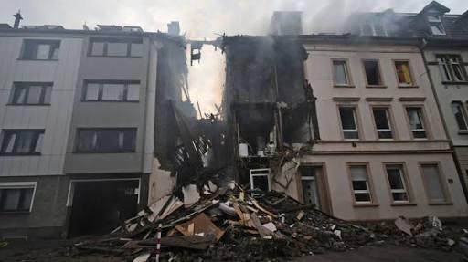 Explosion injures 25 people in western Germany