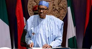 LET'S SALVAGE OUR COUNTRY TOGETHER, PRESIDENT BUHARI URGES NIGERIANS