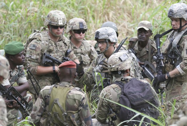 United States to reduce troops in Africa