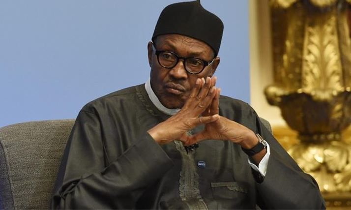 President Buhari Mourns Vice-Admiral Husaini Abdullahi
