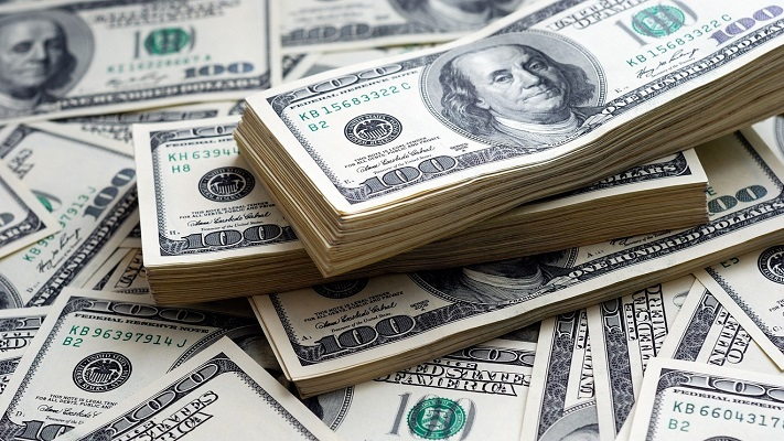 Foreign reserves rise by $294.99m in one month
