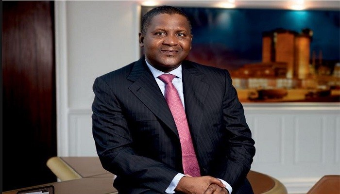 Dangote Not Member of APC Campaign Council