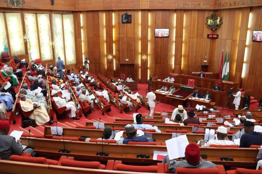 Senate stops EFCC nominations for excluding South east, South south