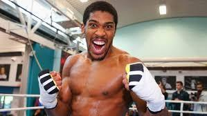Anthony Joshua says he was training to be a bricklayer before boxing