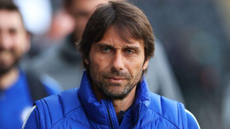 Conte gives one condition to replace Mourinho at Manchester United