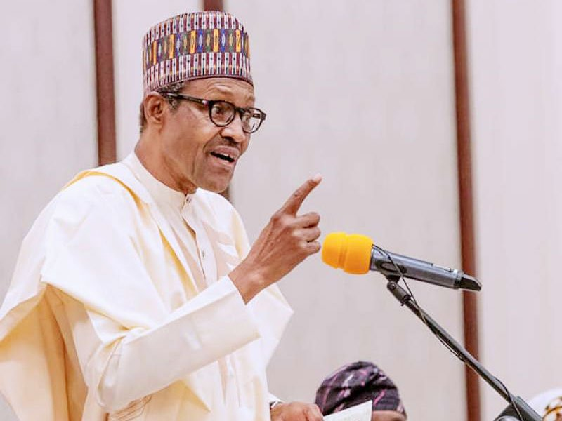 I'm far more educationally qualified than Atiku, says Buhari
