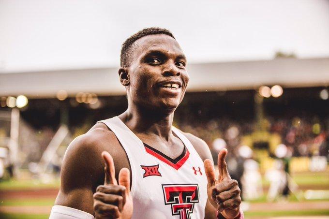 Nigerian sprinter, Divine Oduduru runs 2019 world fastest time in 100m and 200m
