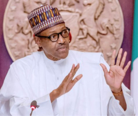 Justify Confidence Reposed In You, President Buhari Urges Unga President-Elect