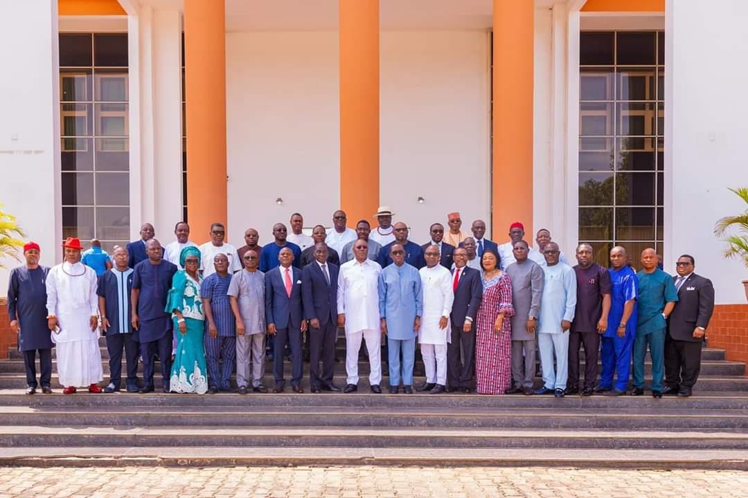 Okowa's Cabinet Most Hardworking in Nigeria Says Ossai