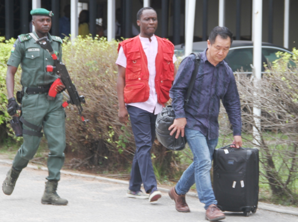 Alleged €250m Fraud: Malaysian docked, remanded in Ikoyi Prison