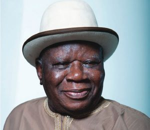 President Buhari greets Clark at 92, describes Him as partner for peace