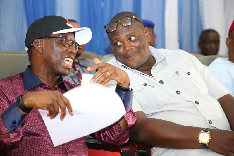 Ughelli/Asaba dual carriageway to be ready in two years, Okowa … Says road will ease movement of goods from Warri port to Onitsha