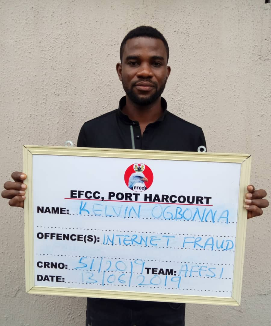 Court Remands Fake EFCC'S Employment Officer In Prison Custody