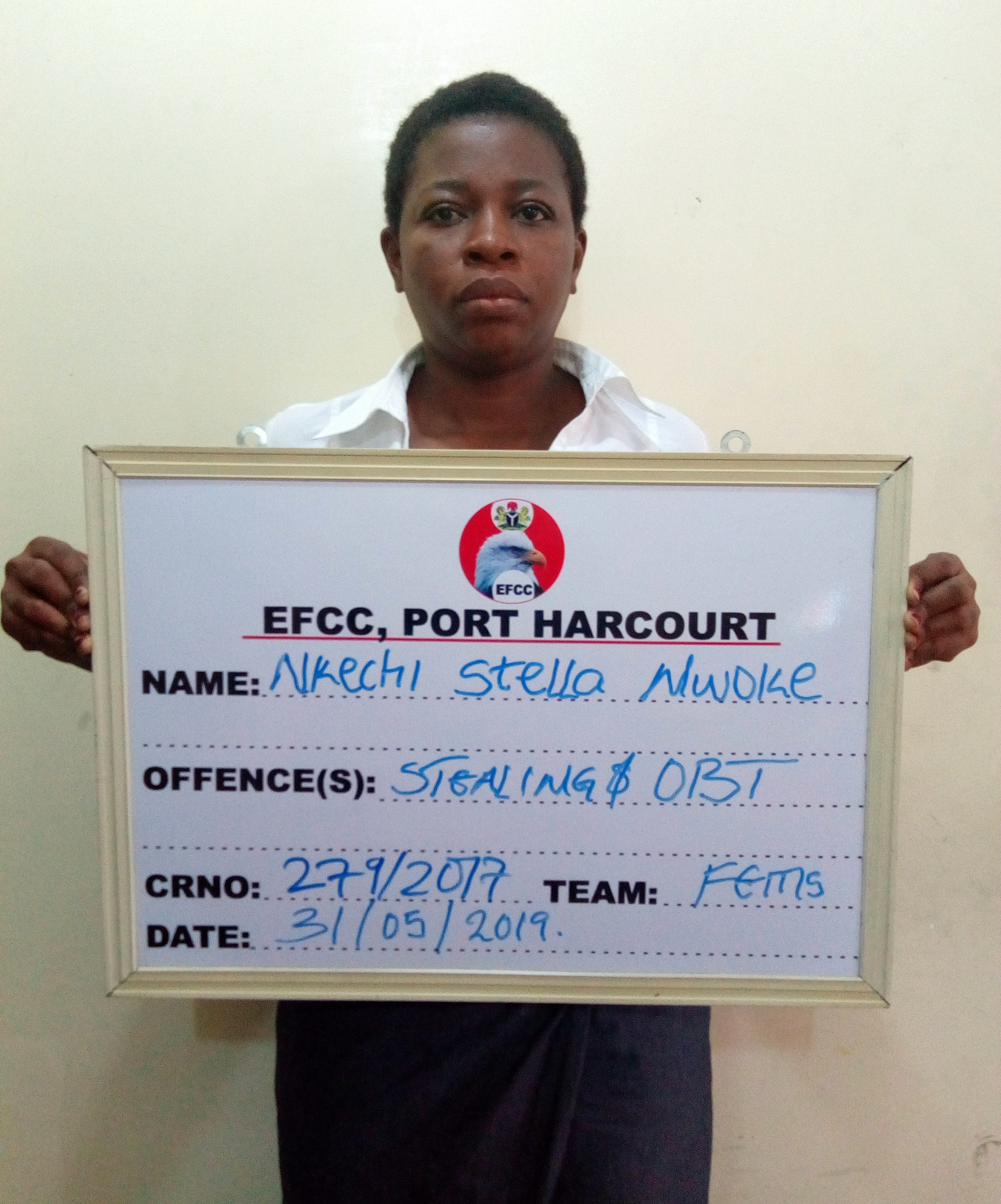 Alleged N12million Scam: EFCC Arraigns Insurance Officer