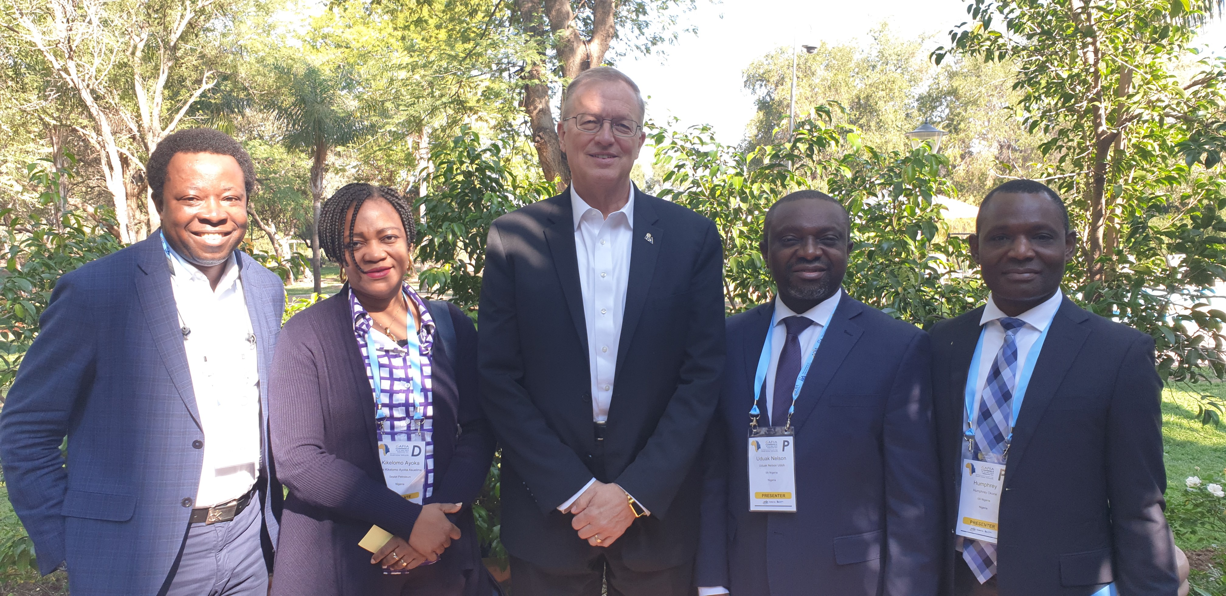 Firstbank Joins Other Internal Auditors Across Africa To Promote Risk Management Efficiency