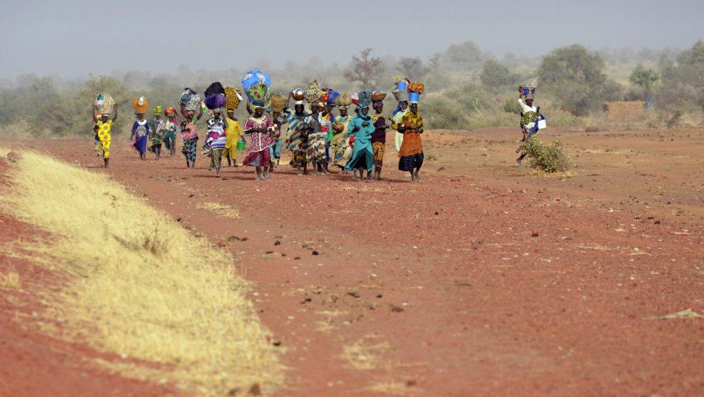 95 killed in attack on central Mali village