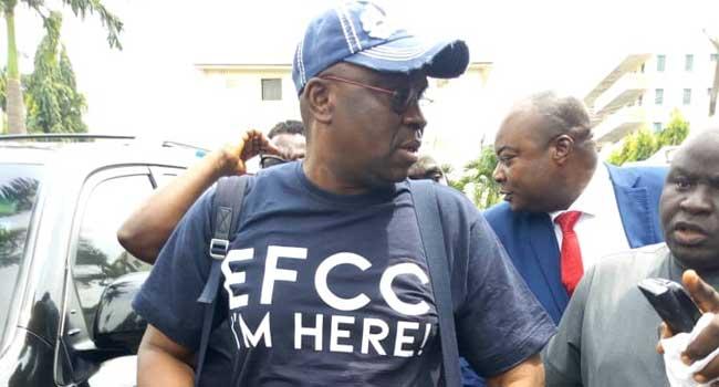 EFCC re-arraigns Fayose before new judge