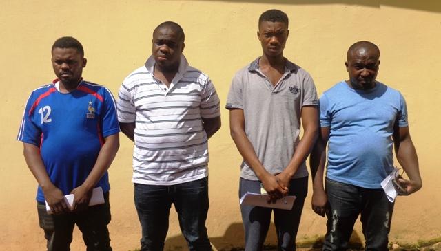 Five Internet Fraudsters End in Jail In Enugu