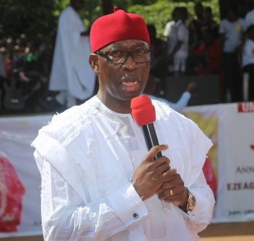 Okowa Salutes Akwa-Ibom Governor, Udom Emmanuel At 53