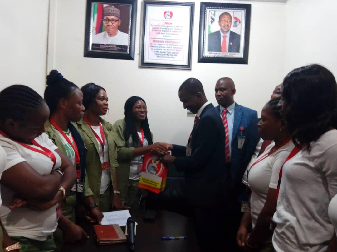 Magu Charges Corps Members To Be Change Agents