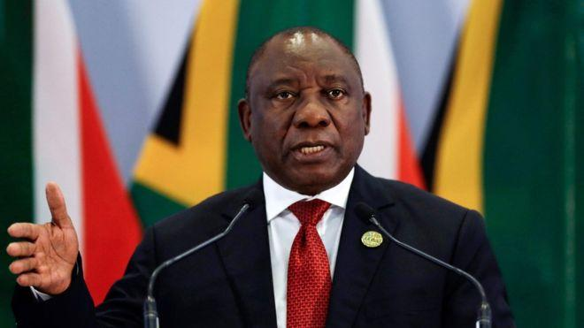 South African leader condemns Johannesburg violence after two killed
