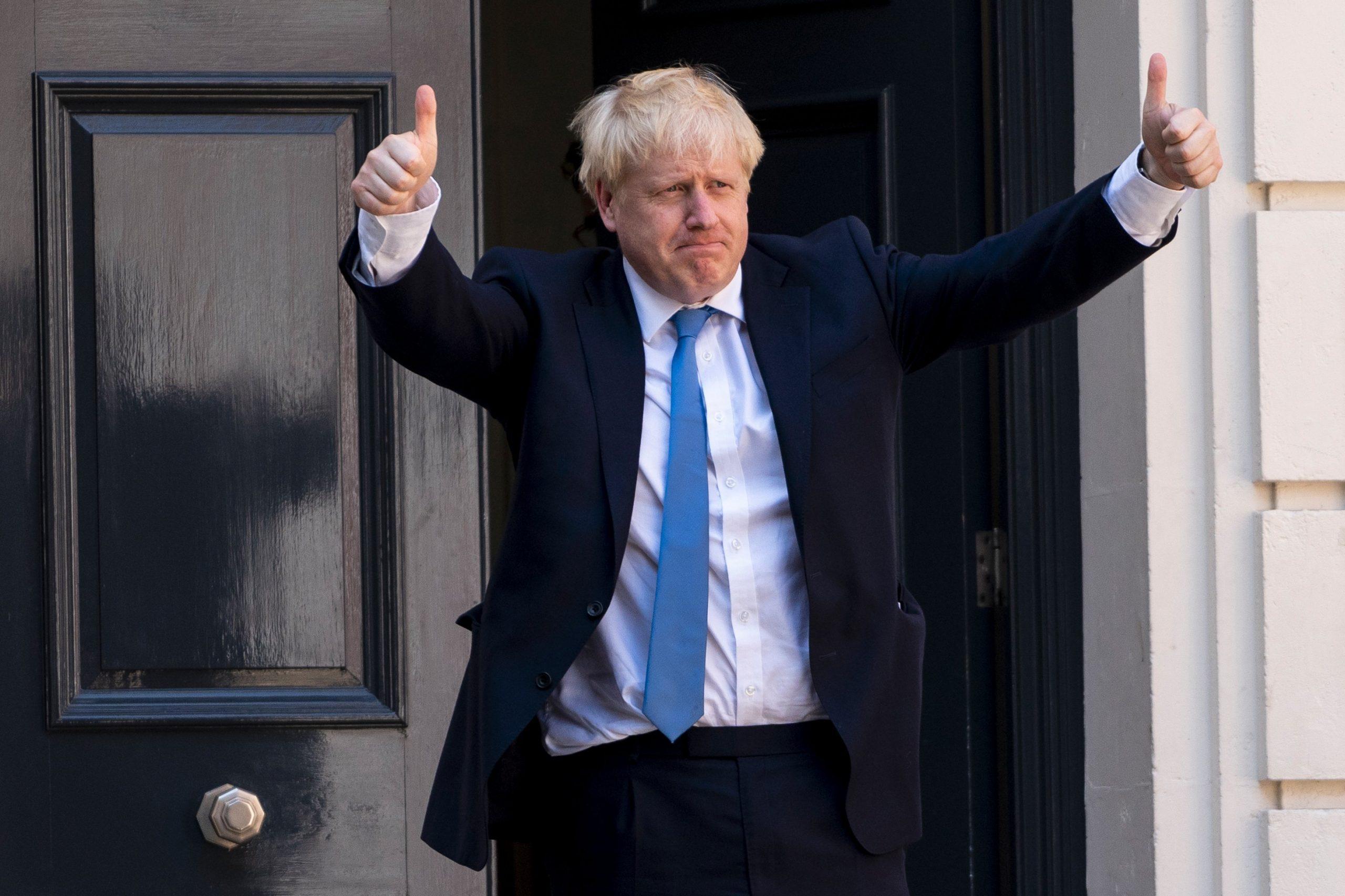 UK's Boris Johnson wins historic victory in Brexit election